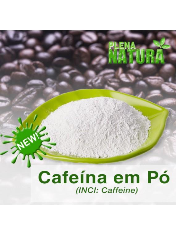 Cafeína Anidra (em pó)