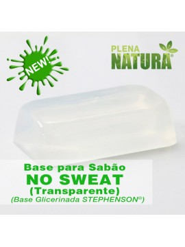 "Base ""Melt&Pour"" Stephenson - Transparente - No Sweat"