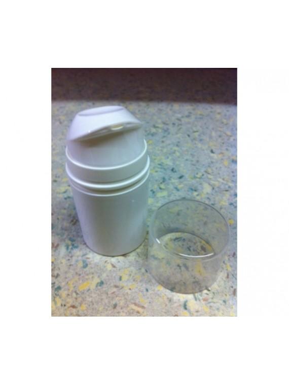 Embalagem Airless - 50 ml (Branco)