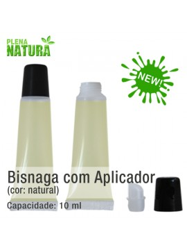 Bisnaga com Aplicador - 10ml (Natural)