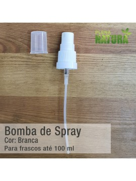 Bomba de Spray (p/frascos até 100ml)