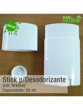 Stick para Desodorizante - 50 ml - Branco