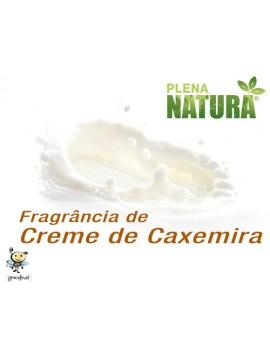 Fragrância de Creme de Caxemira