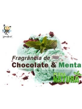 Fragrância de Chocolate e Menta
