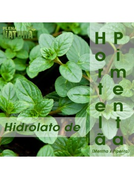 Hidrolato de Hortelã-Pimenta - Orgânico (Bio)