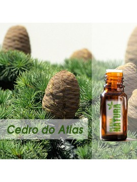 Cedro do Atlas - Óleo Essencial
