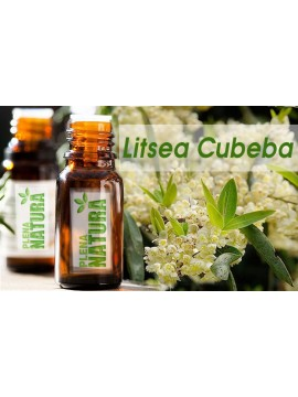 Litsea Cubeba / May Chang - Óleo Essencial