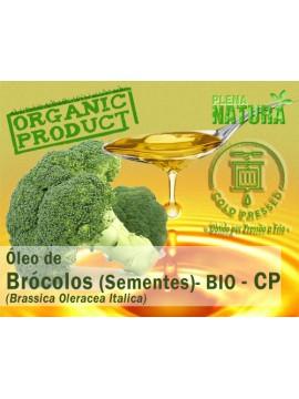 Óleo de Brócolos (Sementes) - BIO - CP