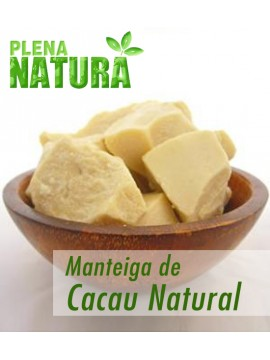 Manteiga de Cacau - Natural