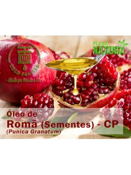 Óleo de Romã (Sementes) - CP