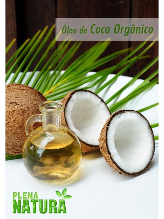 Óleo de Coco - Orgânico (Bio)