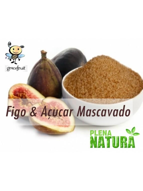 Fragrância de Figo e Açucar Mascavado