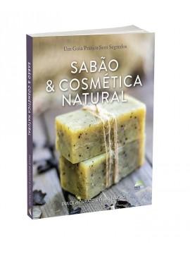 """Livro """"Sabão & Cosmética Natural"""""""